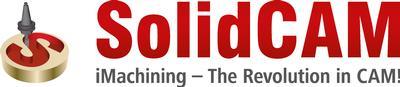 Logo der Firma SolidCAM GmbH