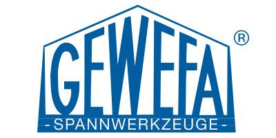 Logo der Firma GEWEFA Josef C. Pfister GmbH & Co.