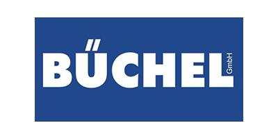 Logo der Firma Büchel GmbH, Luftreinhaltung und Anlagenbau