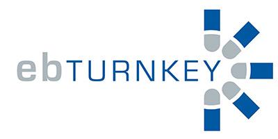 Logo der Firma HB Turnkey GmbH