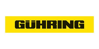 Logo der Firma Gühring KG