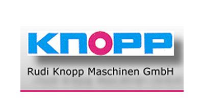 Logo der Firma Rudi Knopp Maschinen GmbH
