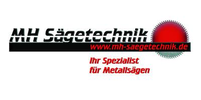 Logo der Firma MH-Sägetechnik GmbH & Co. KG