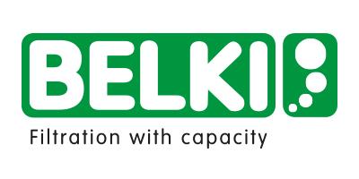 Logo der Firma BELKI Filtertechnik