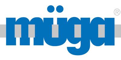 Logo der Firma müga Werkzeugmaschinen GmbH